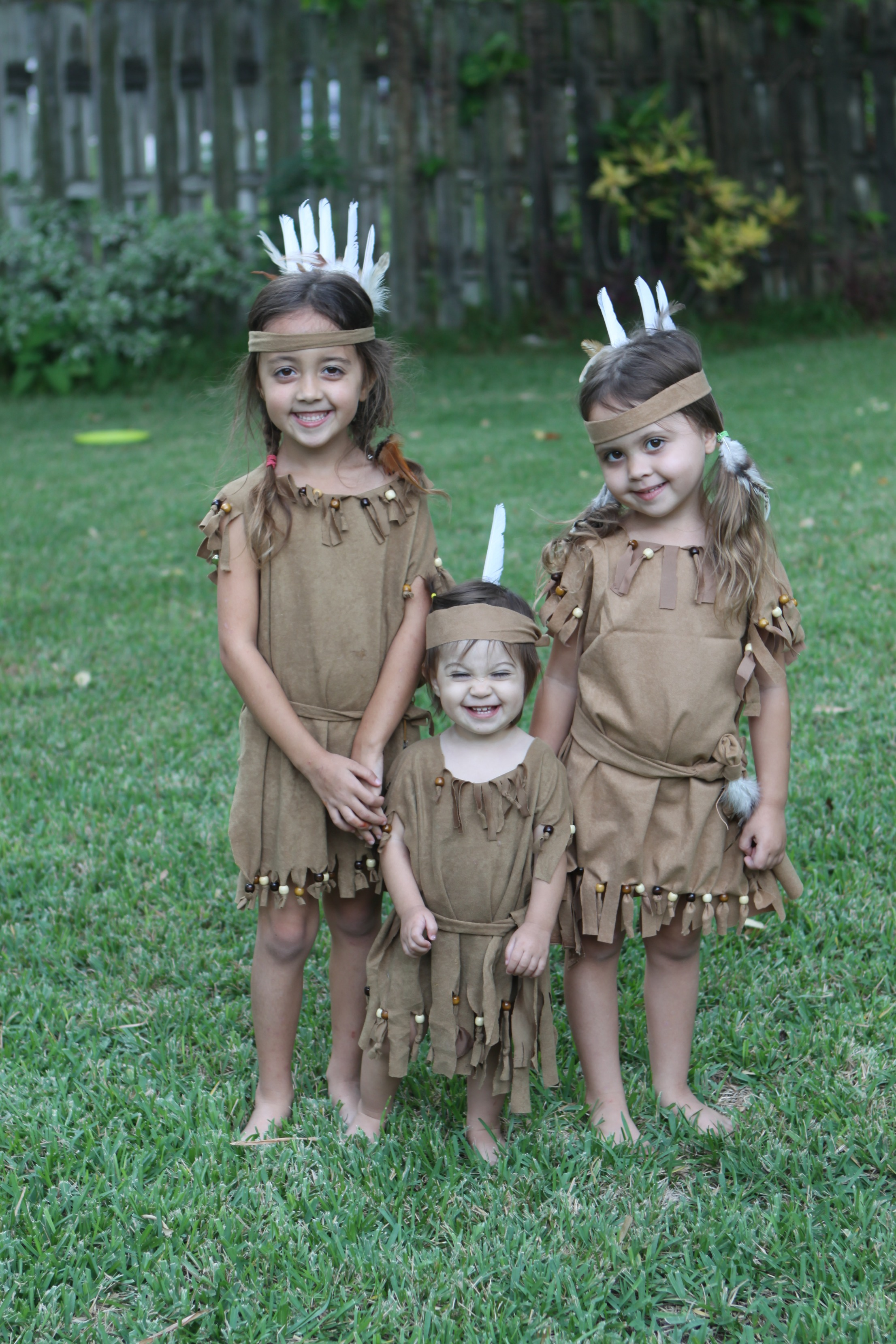 Easy, Last-Minute DIY Halloween Costumes SheJustGlows.com