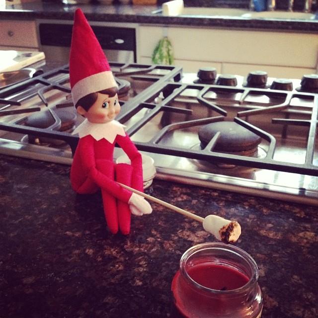 Dear Elf on the Shelf SheJustGlows.com
