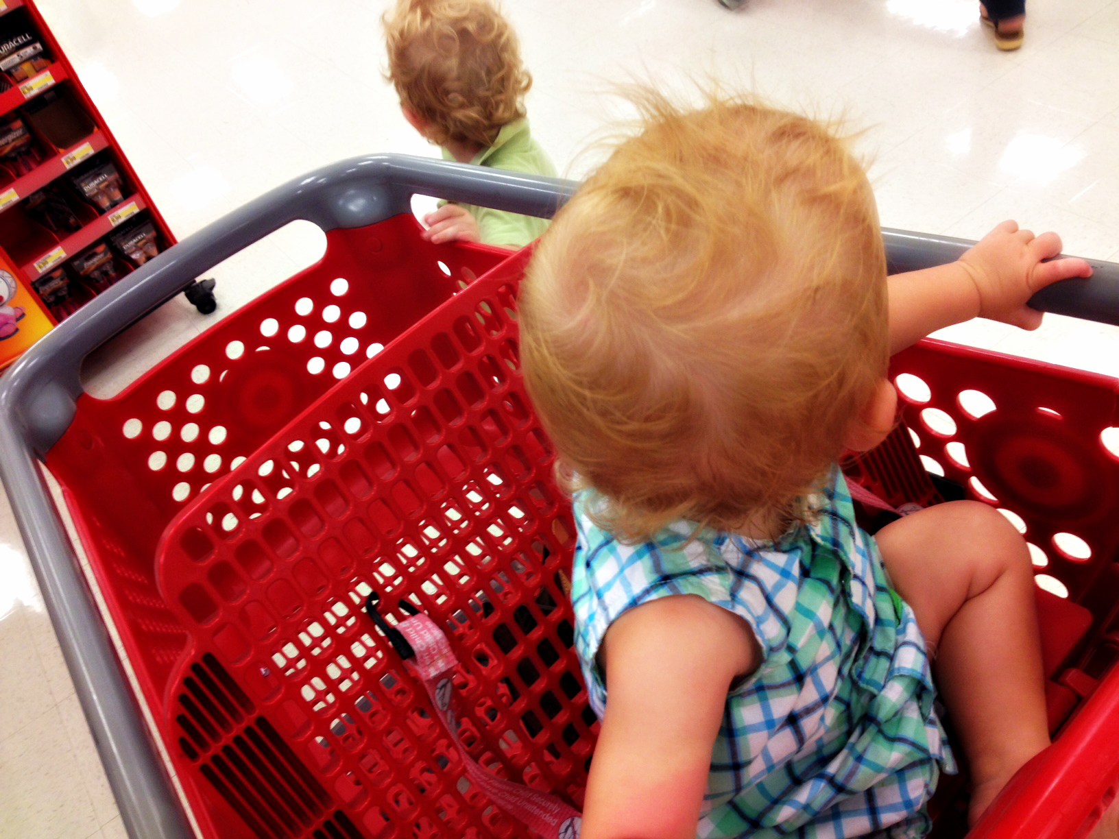 Top 10 Worst Errands to Run with Kids SheJustGlows.com