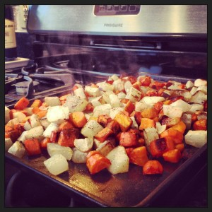 Janie's Favorite Eat-Your-Veggies Roasting Recipe SheJustGlows.com