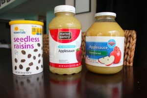 Cheap Kid Snack Ideas SheJustGlows.com
