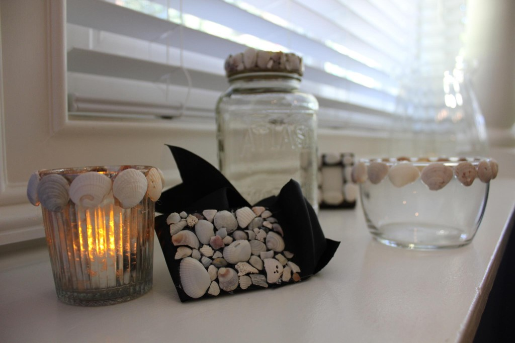 DIY Seashell Gifts SheJustGlows.com