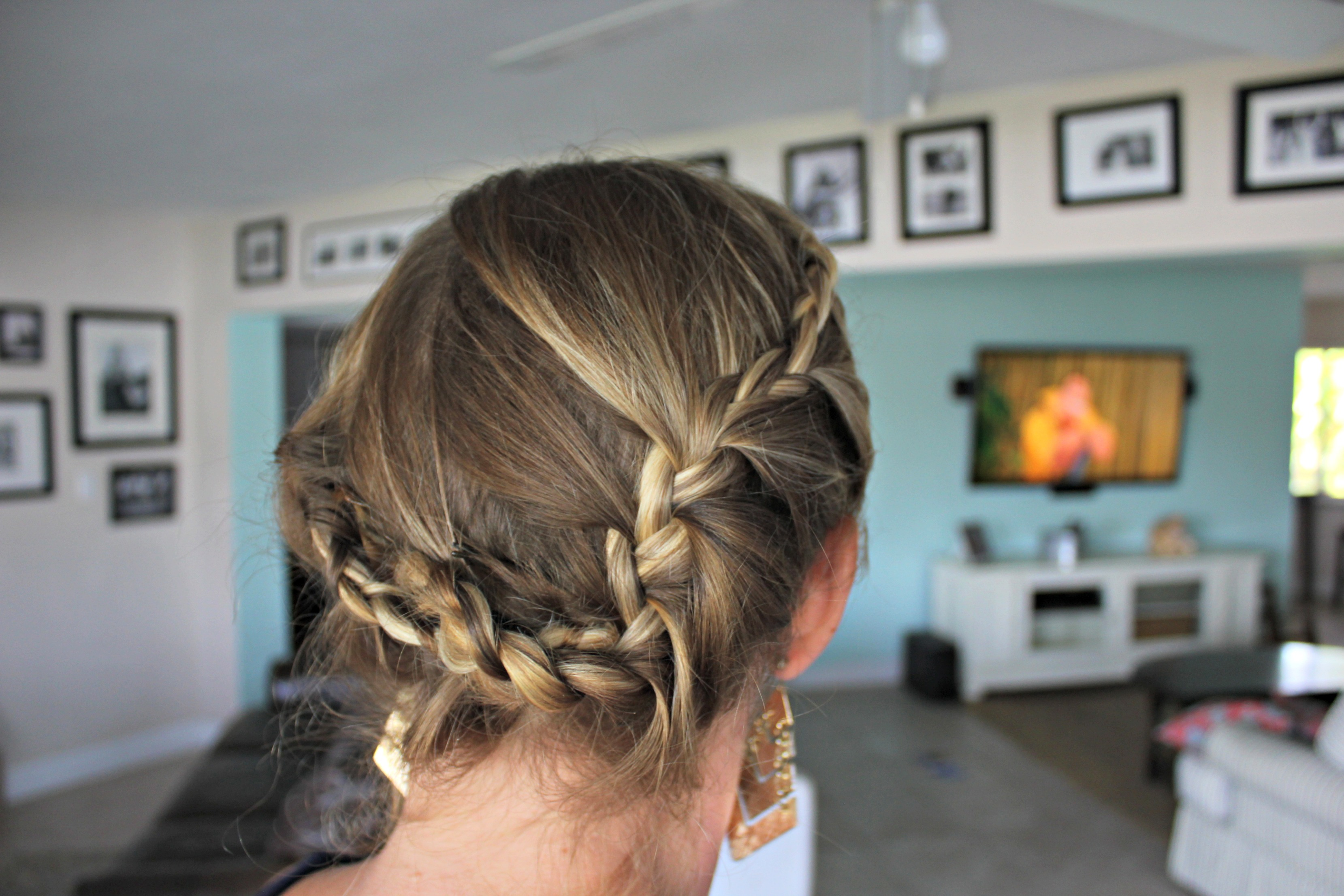 2-Minute Summer Hairstyles (For the Mom With Dirty Hair & No Time) SheJustGlows.com