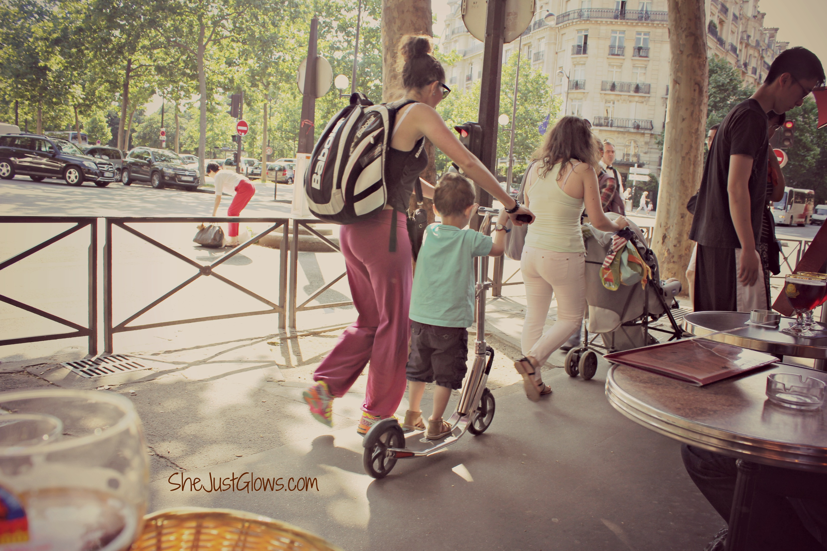 Is the French Way of Raising Kids Really So Much Better? SheJustGlows.com