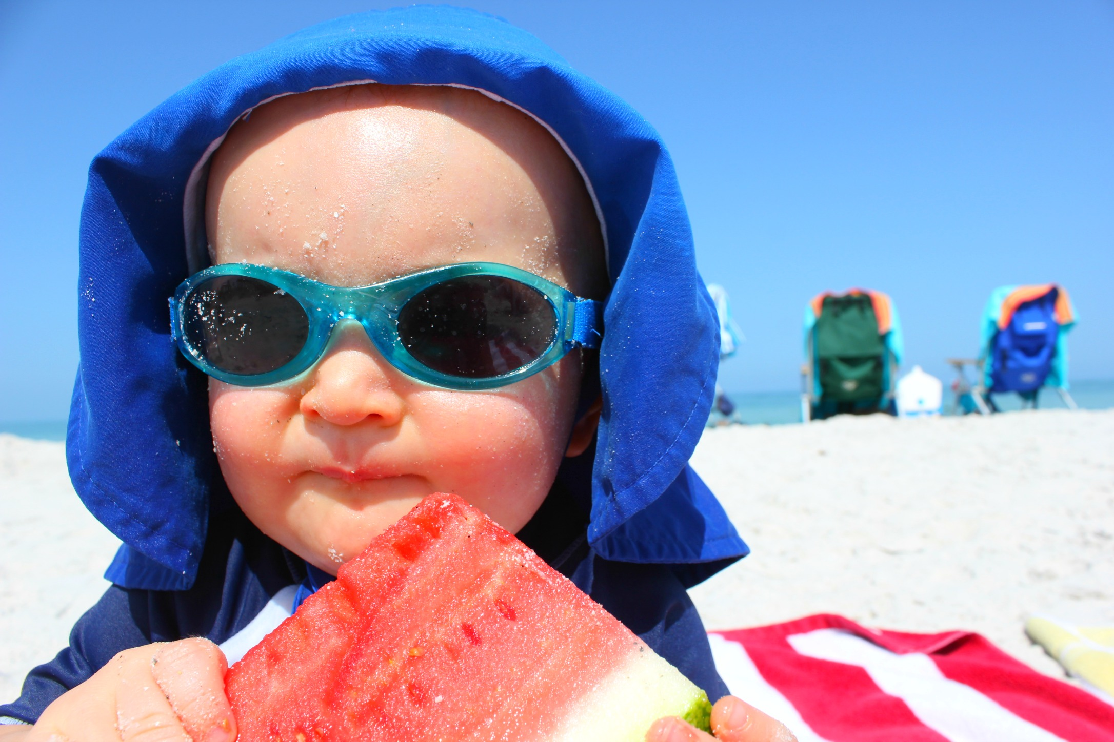 8 Annoying Things Strangers Say When You Bring a Baby to the Beach SheJustGlows.com