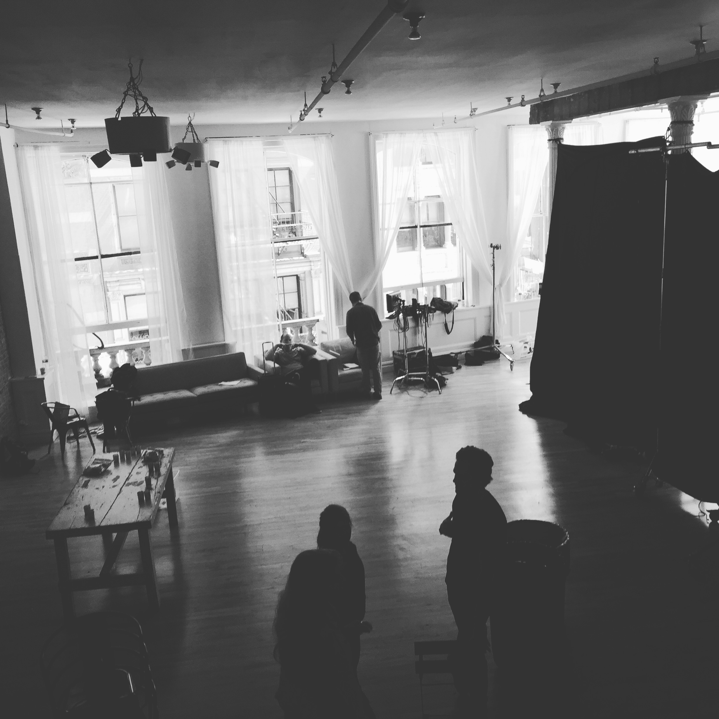 That Time I Was Flown to NYC to Shoot a Commercial SheJustGlows.com