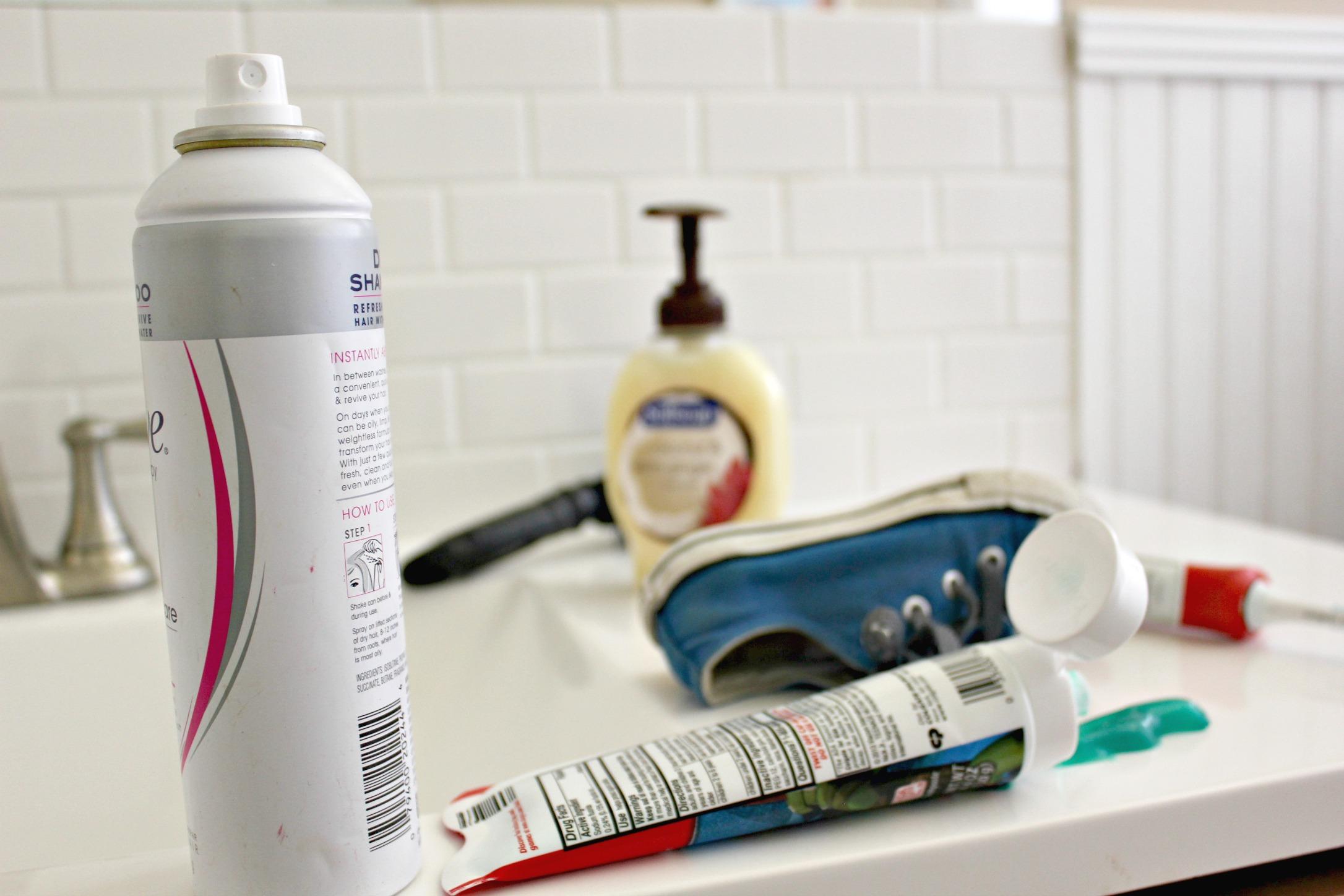 Dear Dry Shampoo, You Complete Me. SheJustGlows.com