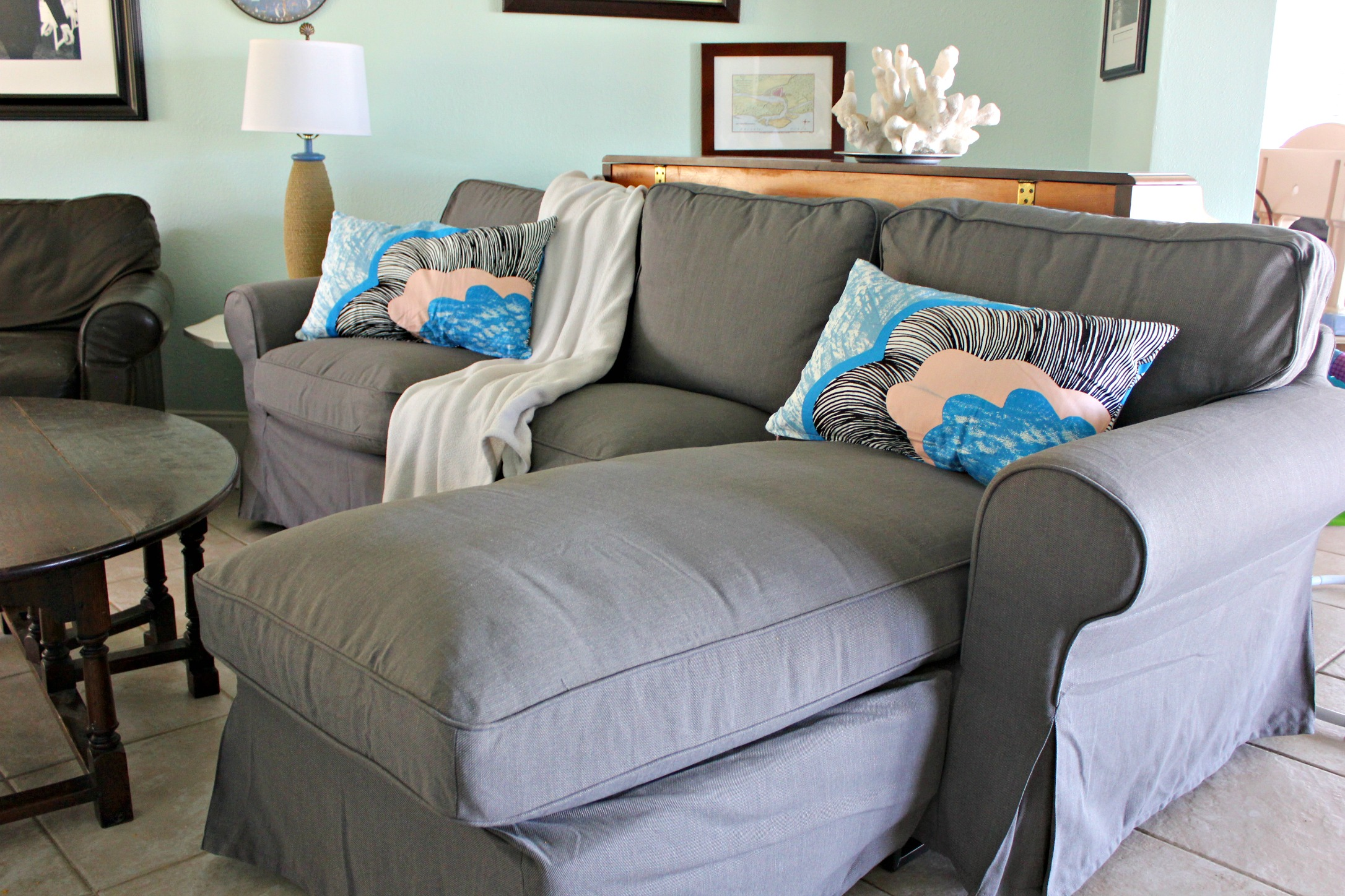 My Quest to Find a Kid-Friendly Couch SheJustGlows.com